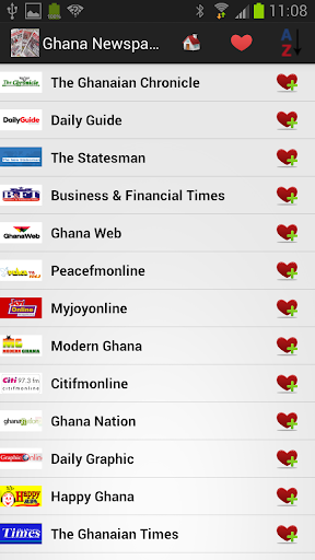 Ghana Newspapers And News