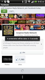 Inception Radio Network- screenshot thumbnail