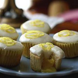 Little Lemon Curd Cupcakes