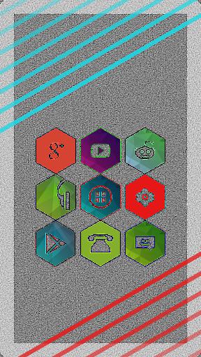 Hekz - Icon Pack