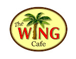 Logo for The Wing Cafe & Tap House