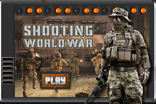 Shooting World War