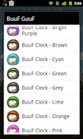 Screenshot of BuuF GuuF - Go & ADWTheme
