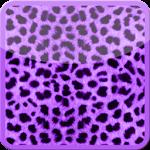 Complete Purple Cheetah Theme