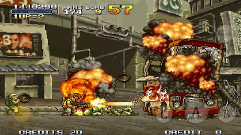 METAL SLUG X Screenshot 4