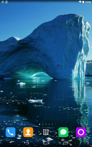 Antarctica Live Wallpaper