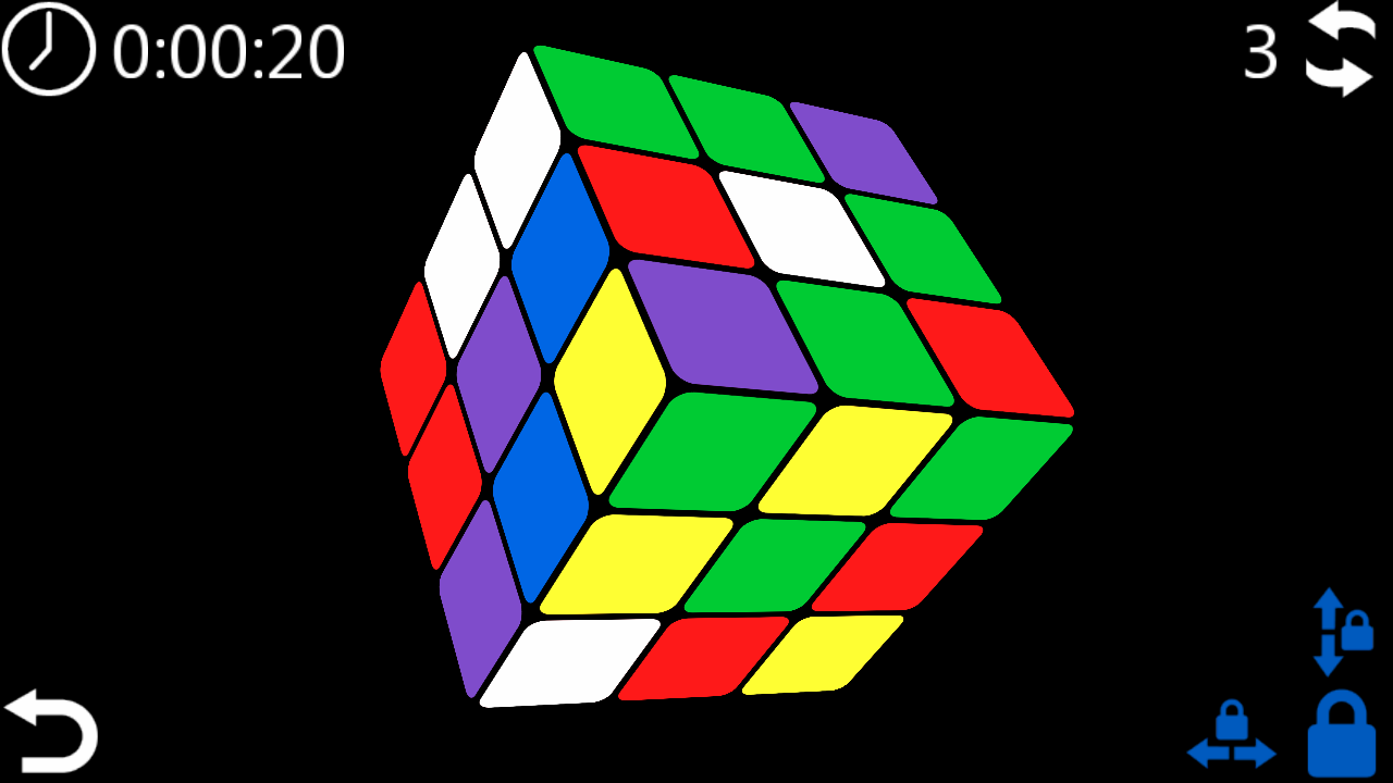 Puzzle Cube - screenshot