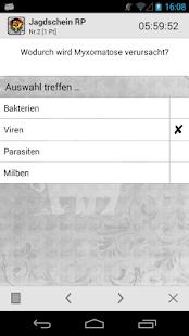 Jagdschein Rheinland-Pfalz - screenshot thumbnail