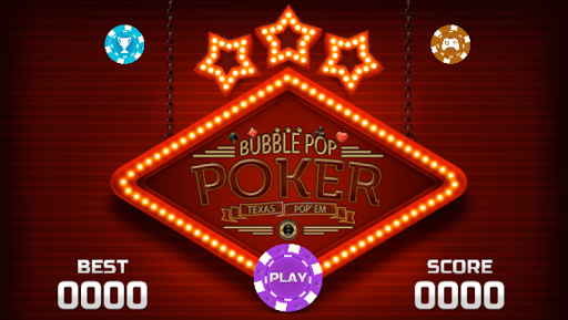 Bubble Pop Poker