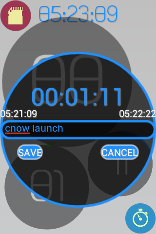cNow : Utilizes your time - screenshot
