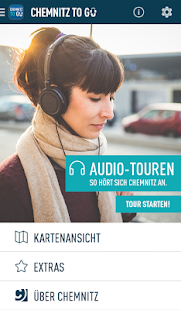 Chemnitz to go - Audiotouren- screenshot thumbnail