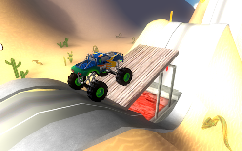 Extreme Racing: Big Truck 3D- screenshot thumbnail