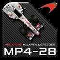 McLaren MP4-28 icon