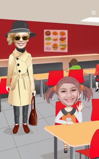 Go To McDonald's