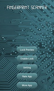 Fingerprint Scanner Protection - screenshot thumbnail