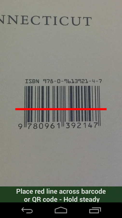 Pic2shop PRO Barcode Scanner - screenshot