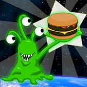 Aliens Need Burgers