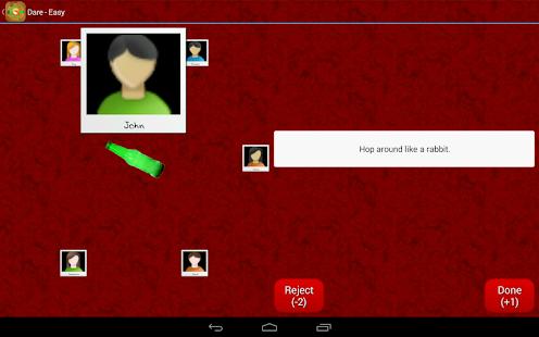 Darering game 4