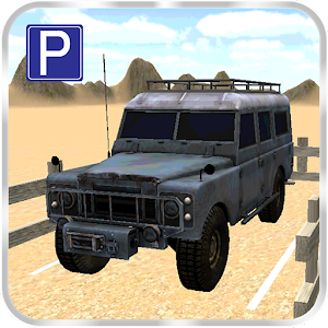 Jeep Parking 3D for PC and MAC