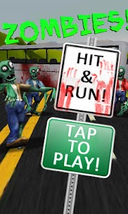 ZOMBIES! Hit and RUN!- screenshot thumbnail