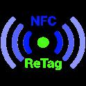 NFC ReTAG FREE logo