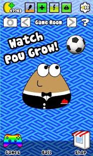 بازی زیبای پو Pou v1.3.32