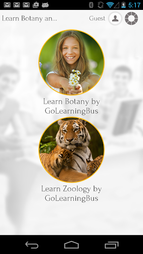 Learn Botany and Zoology