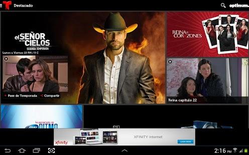 Telemundo Now - screenshot thumbnail