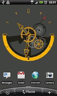 Swiss Watch 3D Live Wallpaper