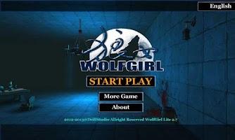 Screenshot of Wolf Girl Pro