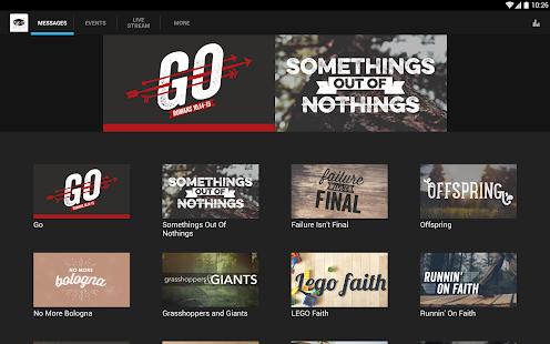 CWC App - screenshot thumbnail