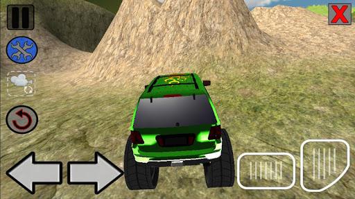 4x4 Monster Truck Simulator 3D