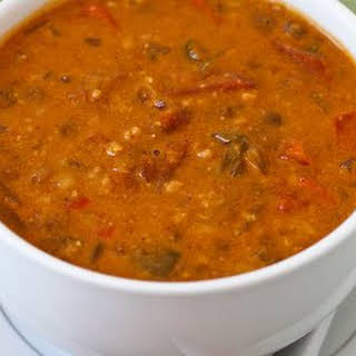 South African Vegetable Soup Recipes.