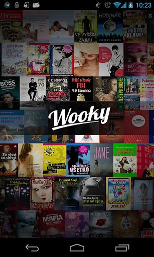 Wooky - ebook reader