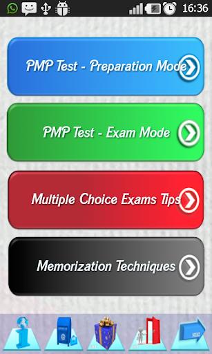 PMP Exam Review Quiz - PMBOK