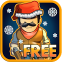 Cowboy Jed:Zombie Defense Free icon