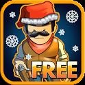 Cowboy Jed:Zombie Defense Free icon