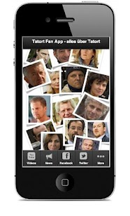 Tatort Fan App - screenshot thumbnail