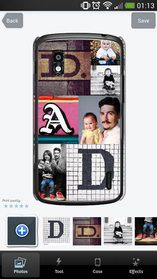 Casetagram: Custom Phone Case - screenshot