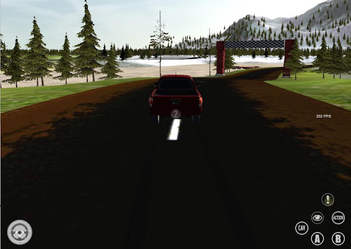 Off Road Truck Driving 3D