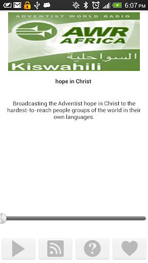 AWR Kiswahili Radio