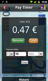 Pay Timer Free- screenshot thumbnail