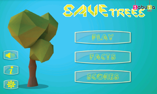 Save Trees Game - screenshot thumbnail