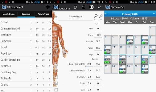 Gymme - Gym Personal Trainer v14.108