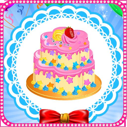 党蛋糕装饰 休閒 App LOGO-APP試玩