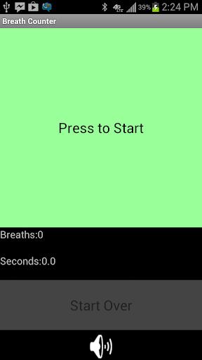 【免費醫療App】Respiratory Counter-APP點子