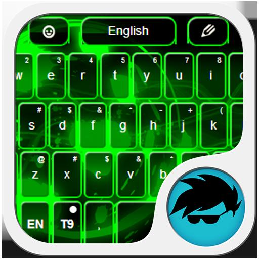 霓虹飛濺免費鍵盤 個人化 App LOGO-APP試玩