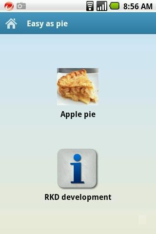 Easy as pie 1.0