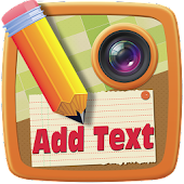Add Text on Photos App