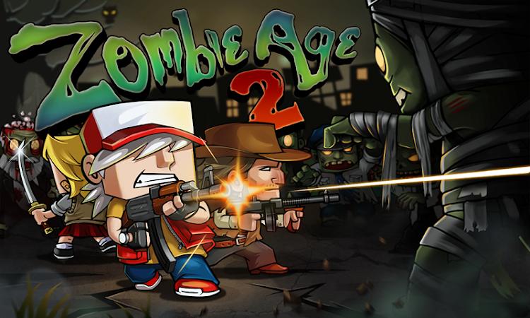 Zombie Age 2 v1.2.0 (Mod)